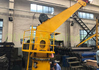 Compact Design Stiff Boom Crane , Mini Truck Mounted Crane Easy Mainenance